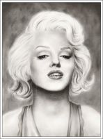Marilyn Monroe by Zindy