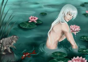 Water Lillies by dieJodis