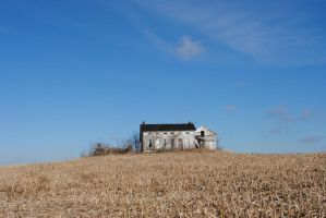 old house 4 by moonshine09-stock