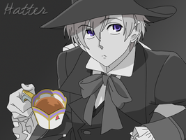 The Hatter by Racharoo
