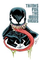 Venom Thanks for 18000 pv by mdavidct