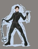 Anne Hathaway Catwoman Concept by JimmyChang83