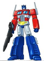 Don's Optimus Prime by ZeroMayhem