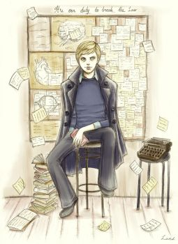 lucien carr by windmill-cure