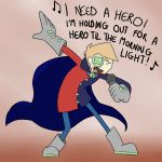 Chaotic Needs a Hero by timsplosion