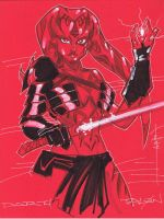 Darth Talon 40 by Hodges-Art