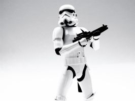 Medicom Stormtrooper IV by theCrow65