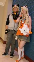 SeeU and SeeWoo by artfulxXxcosplay