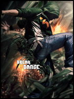 Break Dance Tag by Synthasion