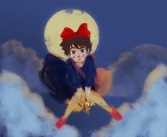 Kiki Delivery Service by Freyven