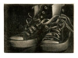 Shoes by guitarsallly
