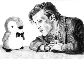 Doctor and the Squishy by Cherie327