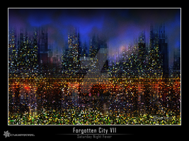 Forgotten City VII by raysheaf