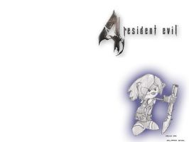 RE4 by Wenzelray