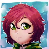 Anime Me Icon by CrispyCh0colate
