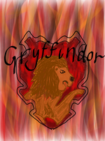 Gryffindor. by Livinlifeabovelimits