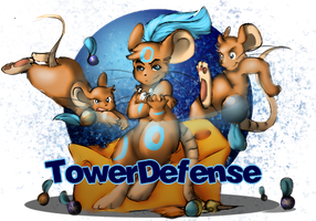 #TowerDefense by Fierying