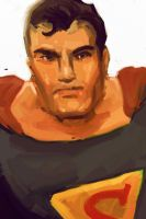 dsc superman golden age by videsh