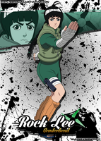 Rock Lee -Genderbend- by Shinoharaa