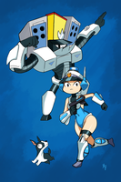 Mighty Switch Force by Billyib