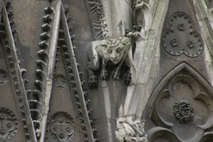 Gargoyles of France 1 by jswis