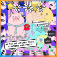 +Pack Hipster png's by Marii-Directioner