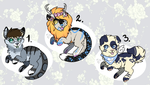 Canine Adopts // OTA [CLOSED] by BeyondDreams-Adopts