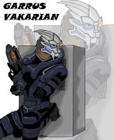 Garrus by Northwolf89