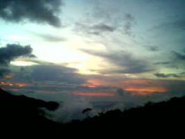 Clouds4 of Baguio City by Madette