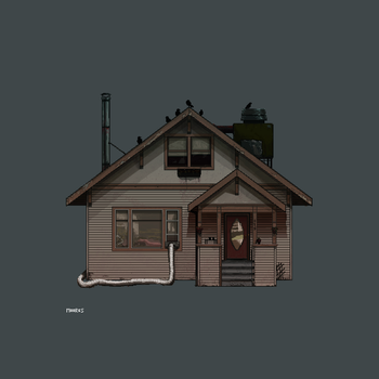 Pixel House #3 by zmoores