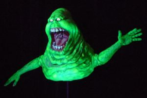 Fullsize Slimer display by MR-BARLOW