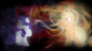 The boo battle by romus91