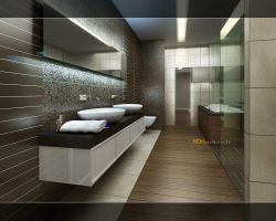 bathroom 3d by Ertugy