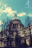St. Paul's by AlaasDesigns