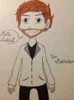 Tom Hiddleston :) by Ciel-X-Malice
