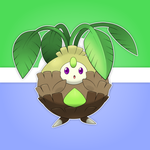 Palm Tree Pokemon by DaybreakM