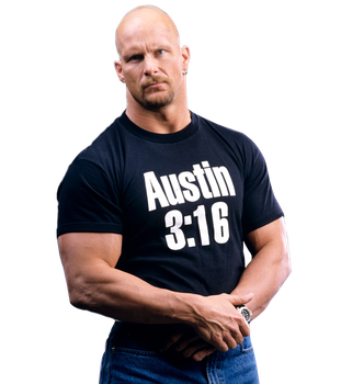 Stone Cold Steve Austin Render by King2002