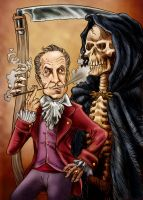 Vincent Price Meets Death by Loneanimator
