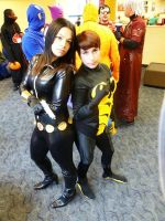 Black Widow and Wasp 2 by TorixSkye