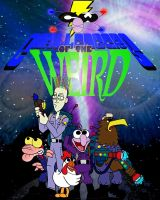 Challengers of the Weird by Gonzocartooncompany