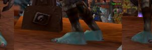 Reference: Troll foot by Anamaris