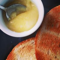 Toast and Curd by attomanen