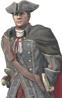 Haytham Kenway PNG by Malikky