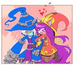 Lulu love Veigar ! by yan531