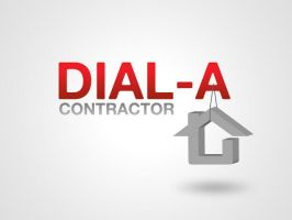 Dial-a-Contractor Logo by MrFenix