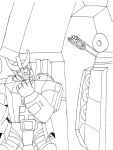 Transformers G1 Galvatron by wade2501