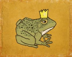 The Frog Prince by Hartter