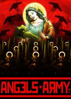 Angels Army: Blood is Power by The-Last-Phantom