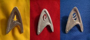 Star Trek XI Pins by Stargazer-Gemini