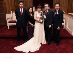 Family of the Bride by seenew
